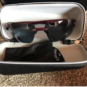 Callaway Accessories Nwt Neox Performance Enhancing Sunglasses